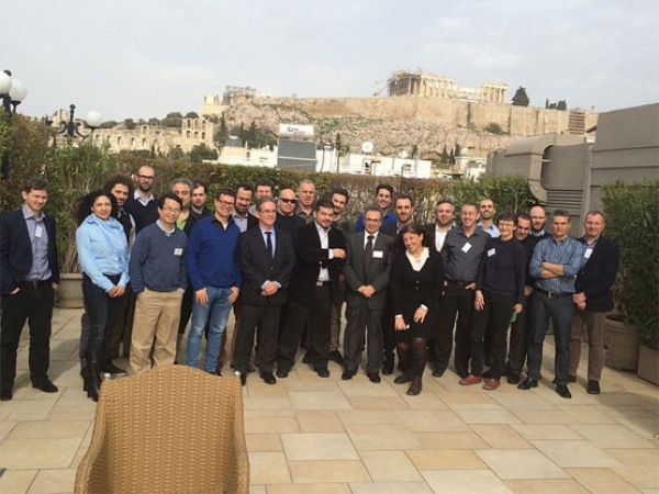 TILOS Kick Off Meeting, Athens, 4-6 February 2015
