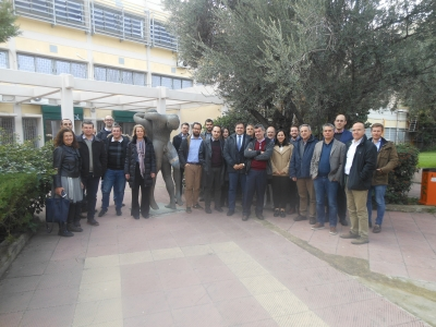 TILOS 48M Meeting has been successfully held in Athens, Greece, 14-15 January 2019